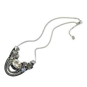 NIB Swarovski Devine Medium Crystal Necklace